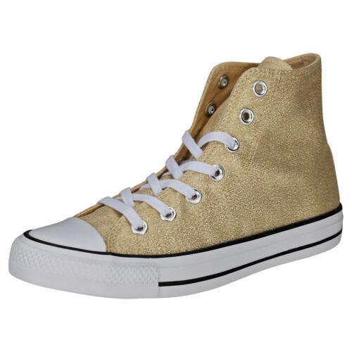 Womens 7 Textile Uk Hi White Taylor Chuck Gold All Zapatillas Converse Star vwqxSOvTY