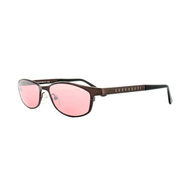 ae70605c15d Serengeti Da Vinci Henna   Sedona Sunglasses 6729 for sale online