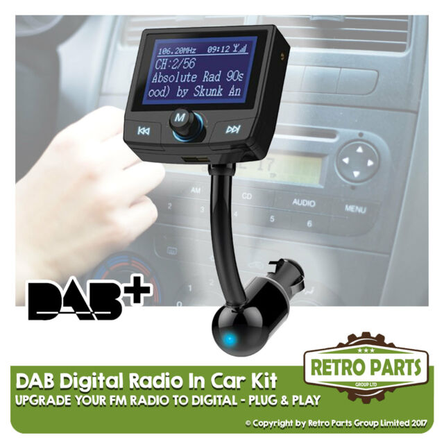 fm zu dab radio wandler für peugeot boxer einfach stereo upgrade diy