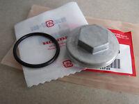 Honda Cl100 Cl100k1 Cl100k Cl100s Oil Strainer Cover Cap Drain Plug