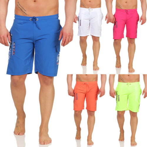 Geographical Norway Costume Uomo Shorts Herren Pantaloncini da bagno schwimmshort 1