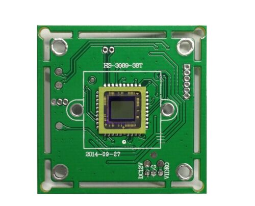 "CCTV CMOS 700TVL Board Camera Module 1//3/"" CMOS PC3089  CMOS Analog Board"