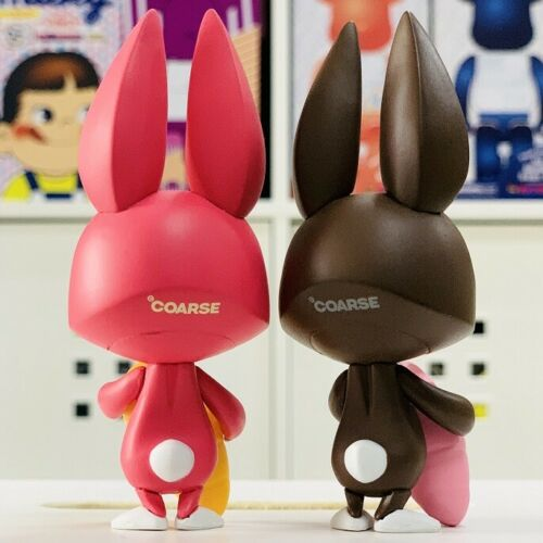 COARSE TOYS Rabbit Limited Edition A pair 4.7in Action Figures in Stock