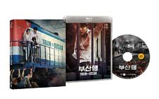 "KOREAN MOVIE ""Train to Busan "" Blu-ray/ENG SUBTITLE/REGION A/ KOREAN"