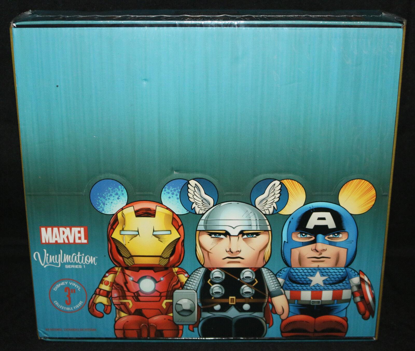Marvel Vinylmation Series 1 - 3  Collectible Figure (MIB   Sealed) Rare 2013