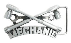 Mechanic-Wrench-Socket-Tools-Metal-Belt-Buckle