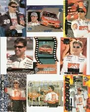 1999 99 Upper Deck Tony Stewart RC Lot Home Office Depot Chevrolet Pontiac