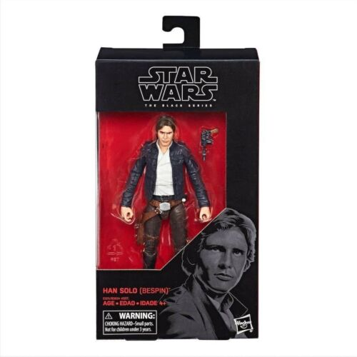 Star Wars The Black Series Han Solo Bespin