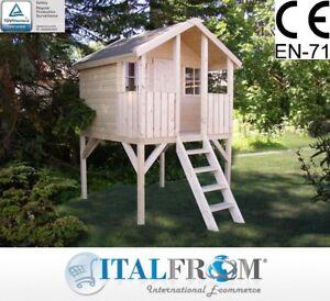 Casette di legno toby casetta da giardino in legno bimbi for Casette in legno usate ebay