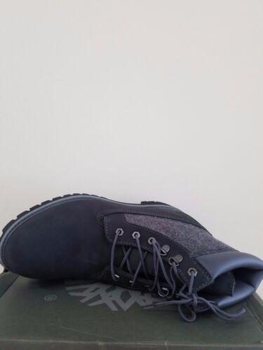 6 Uomo Grigio Timberland Premium Nib inch Stivali Inserto P5dnWqrW