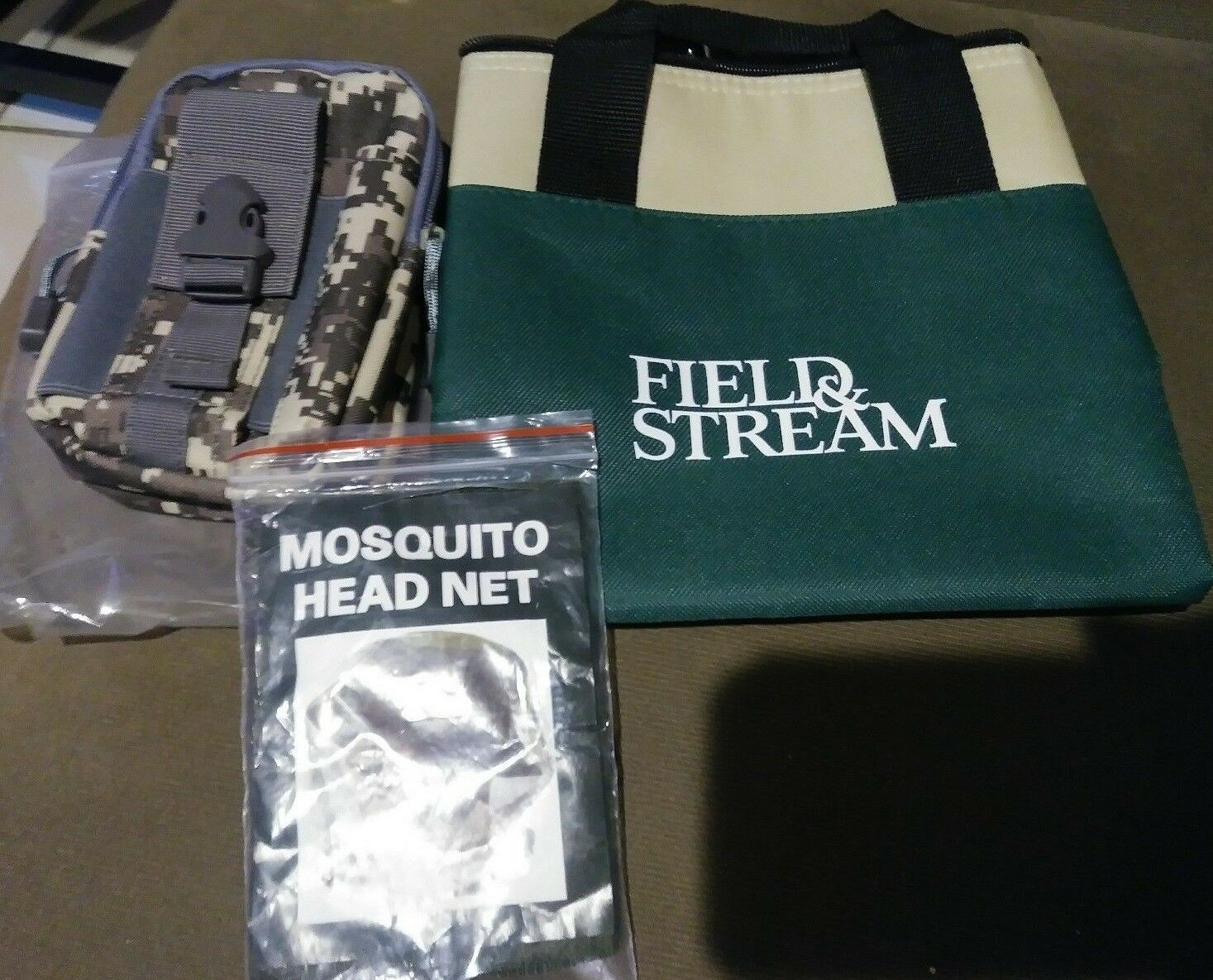 Field & Stream 3 Items Hunting  camouflage related