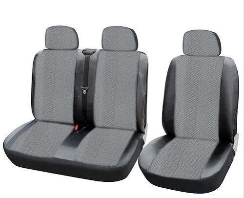 Schwarze Sitzbezüge für BMW X5 Autositzbezug VORNE NUR FAHRERSITZ