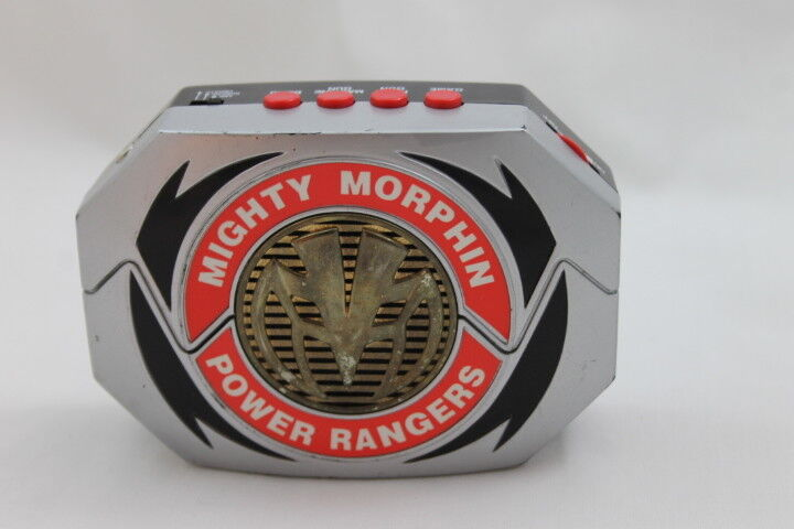 Vintage Mighty Mighty Mighty Morphin Power Rangers Power Talker Voice Changer Mask 1994 Saban a4ed29