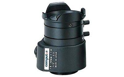 "COMPUTAR Lens DC Auto Iris TG10Z0513 High Quality 1//3/"" 5~50mm Wide"