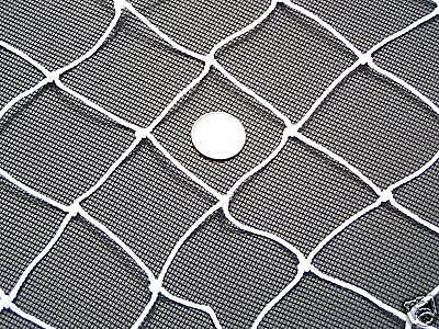 """Golf Audacious 50' X 12' Heavy Duty Batting Cage Netting Softball 2"""" #.21-230lb Twine Test Up-To-Date Styling"""