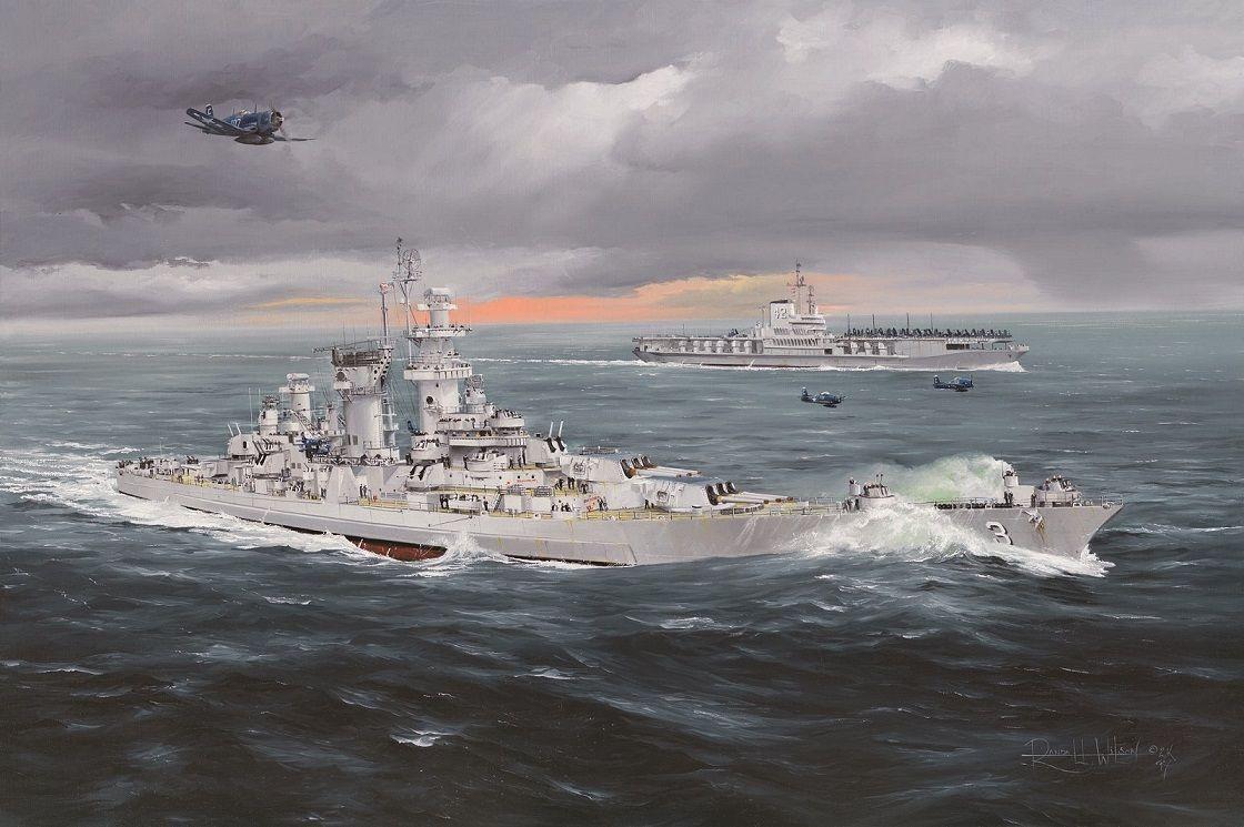 Hobbyboss 86515 - - - 1 350 USS Hawaii CB-3- Neu 6dafb8