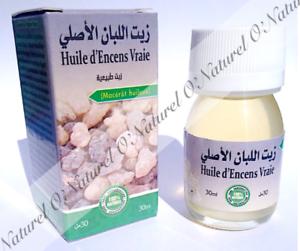 Huile-d-039-Encens-Macerat-100-Naturelle-30ml-Incense-Oil-Aceite-de-Incienso
