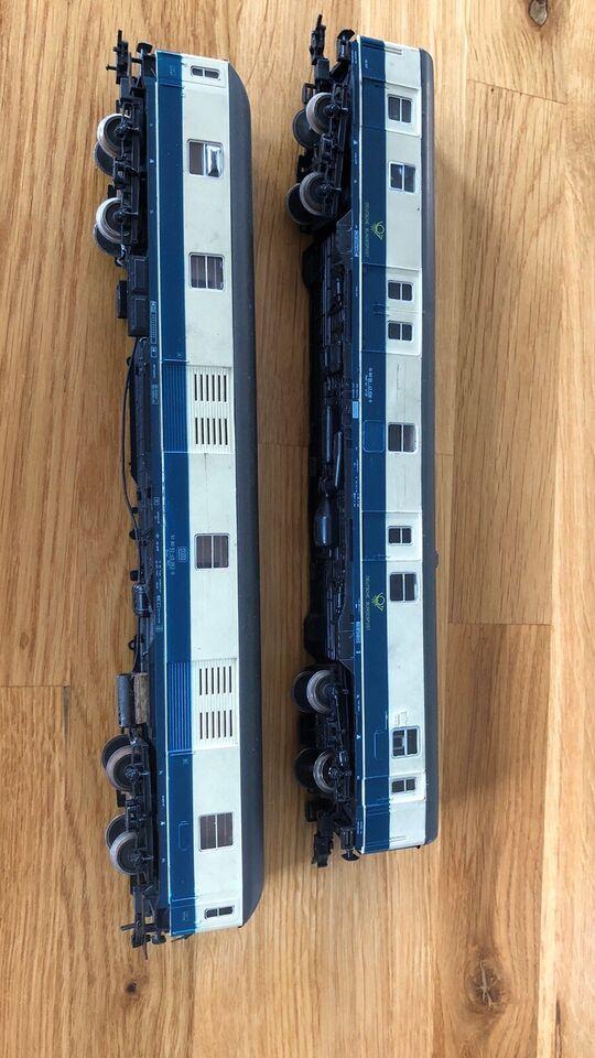 Modeltog, ROCO DB Vogne, skala Ho