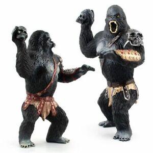 6-034-cadeau-de-decoration-de-gorille-figure-King-Kong-Skull-Island-Action