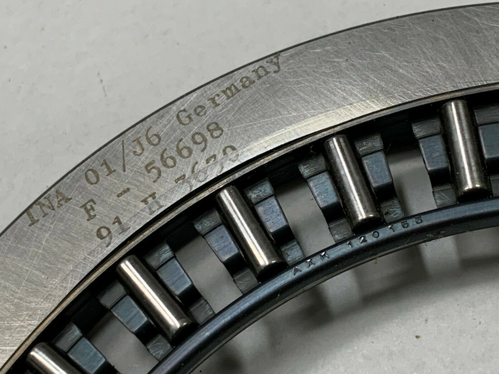 1 PCS AXK75100 Thrust Needle Roller Bearing w//Washers 75*100*4 75x100x4 mm