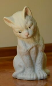 Large-White-Persian-Vintage-Ceramic-Cat
