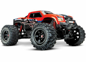 Traxxas-Red-X-Maxx-8S-Giant-Brushless-Monster-Truck-TRA77086-4-RED