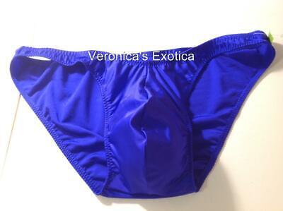 VE~Men Designer Floral LINED NEW FULL BACK Bikini Custom Swimsuit S M L XL 2X 3X