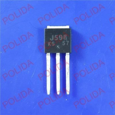 10PCS NEC//RENESAS TO-252 2SJ598-Z 2SJ598-Z-E1 2SJ598-ZK-E1 2SJ598 J598 DPAK