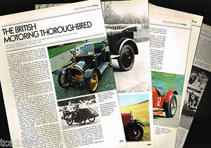 Old Riley Uk Cars Auto Article Photos Pictures Lynx Sprite Pathfinder Ebay