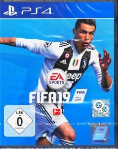 FIFA 19 - PS4 - Sony  Playstation 4 - 2019 - Neu & OVP - Deutsche Version