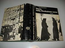 STORIA DELLA RIVOLUZIONE RUSSA CHAMBERLIN 1 RISTAMPA EINAUDI 1966