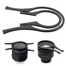 Black Kood Filter Wrench Spanner Camera Lens Filter Removal Tool 48-58mm 62-82mm