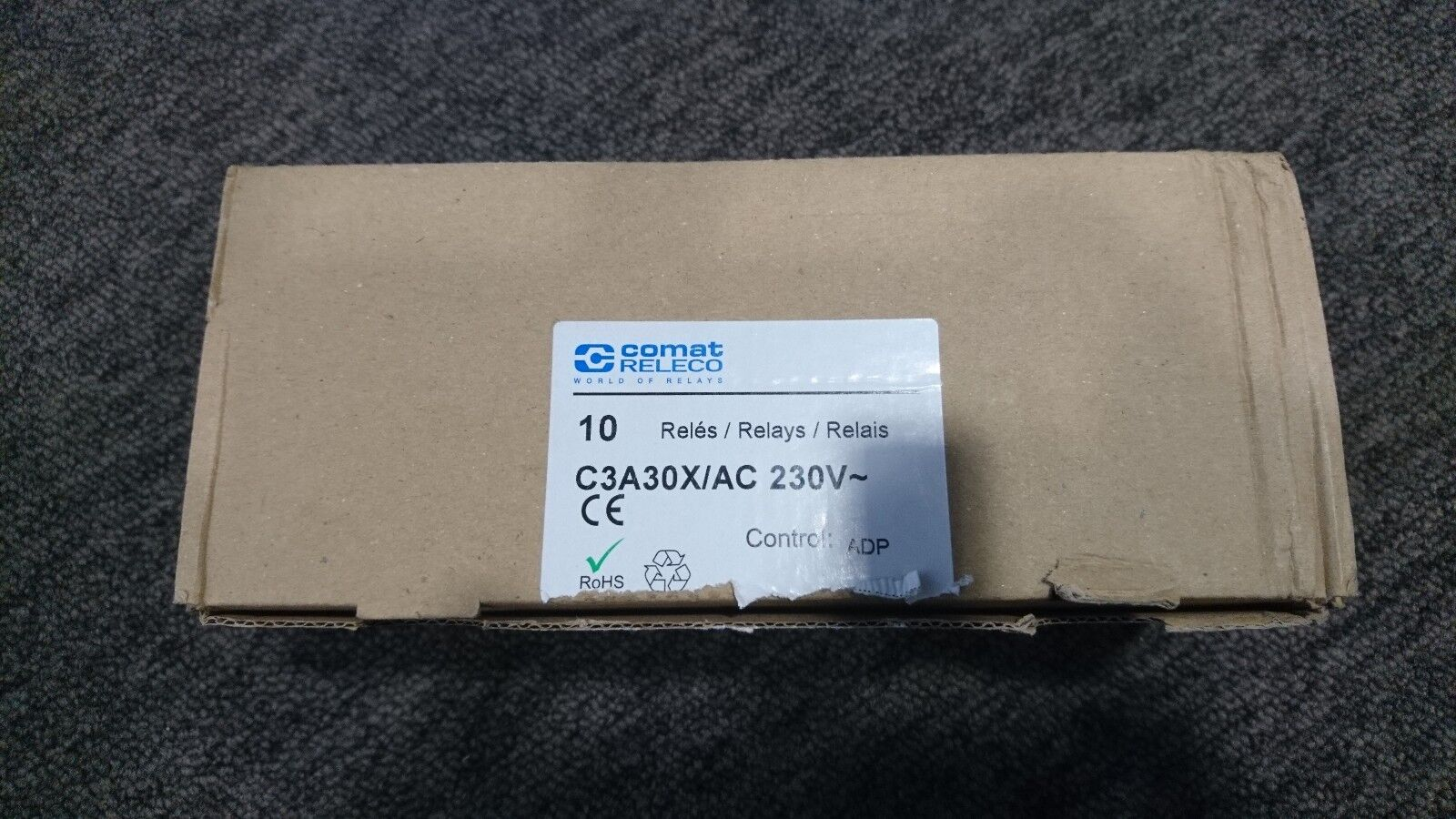 Releco Relay C3a30x Ac 230v 1 Pcs Ebay Solid State Norton Secured Powered By Verisign
