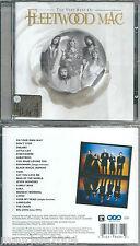 Fleetwood Mac The Very Best of (2002) CD NUOVO Dreams. You Make Loving Fun. Sara