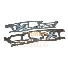 82052 Details about  /HPI E-Savage/&E-Zilla 10 Super Flame Main Chassis Set GM//7075 Aluminum
