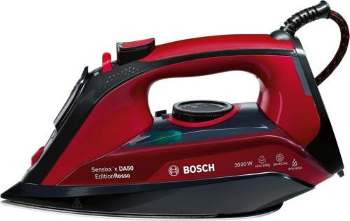 Bosch TDA503001P Sensixx/'x DA50 Plancha de vapor 200g golpe de vapor, 3000 W