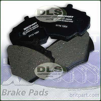 SFP500190 Rear Brake Pad Set BRITPARTXD Range Rover Classic see listing