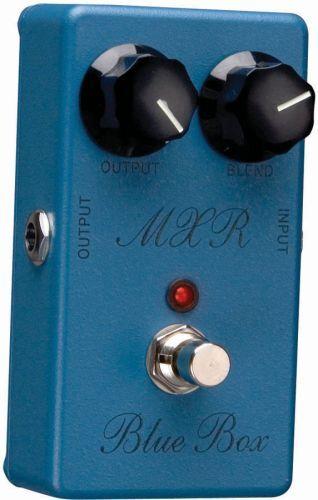 Jim Dunlop M160 Dunlop Mxr azul Box Pedal