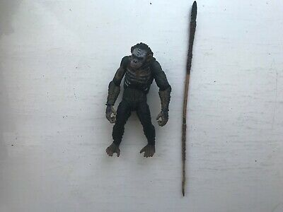 Koba figure dawn of the Planet of the Apes NECA Reel Toys 2014 nouveau difficile à trouver