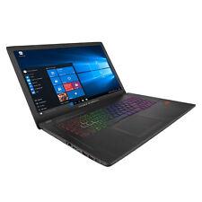ASUS ROG GL753 Core i7-7700HQ - 16GB - GTX 1050 - 256GB SSD + 1 TB - Windows 10