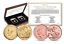 miniature 1 - The Queen's 95th Birthday Sovereign Pair – JUST 95 Available