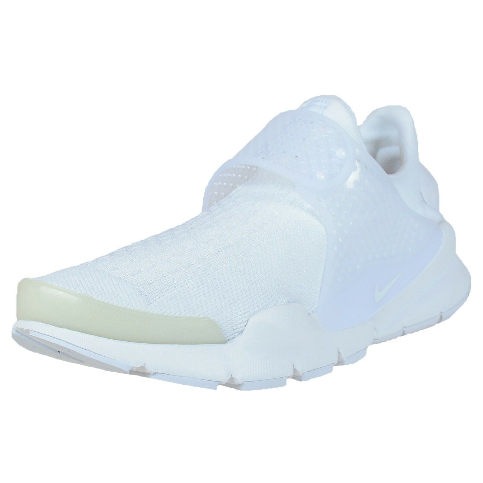 info for 259ea b5584 NIKE SOCK DART KJCRD WHITE BLACK MENS BREATHABLE CASUAL CASUAL CASUAL  RUNNING 819686 100 9ac7a8