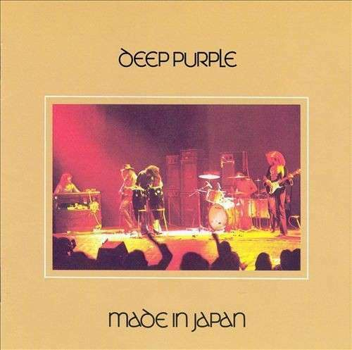 Deep Purple - Made In Japan [2 LP] 3769659 UNIVERSAL INT. MUSIC