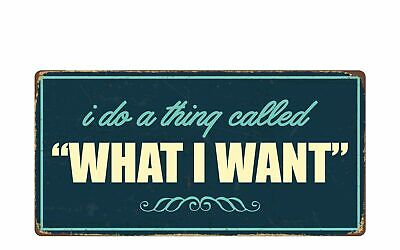 """2754HS Yes I Really Do Need All These Cats 5/""""x10/"""" Novelty Sign"""