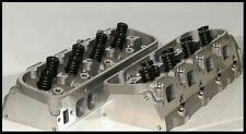 BIG BLOCK BBC CHEVY 454 496 300cc OVAL PORT ALUMINUM HEADS ASSEM. BBC-OVAL-274