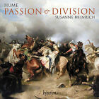 Hume: Passion & Division (CD, Mar-2010, Hyperion)
