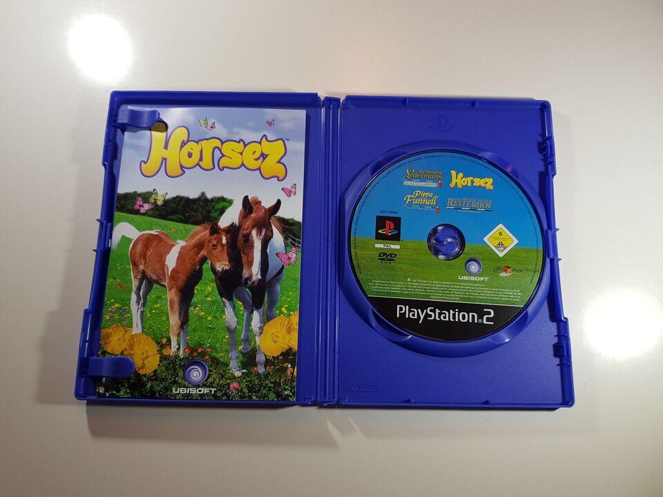 Horsez, PS2