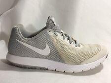 4ee4b94e9bca8 item 1 NIKE Women 8.5 M Flex Experience RN 5 Running Shoe 844729-100  Sneaker Grey White -NIKE Women 8.5 M Flex Experience RN 5 Running Shoe  844729-100 ...