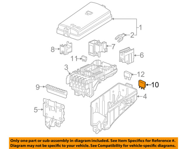 vw volkswagen oem 2015 golf icm ignition-control module 04l907282
