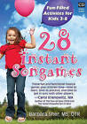 28 Instant Songames: Fun Filled Activities for Kids 3-8 by Barbara Sher (Mixed media product, 2010)